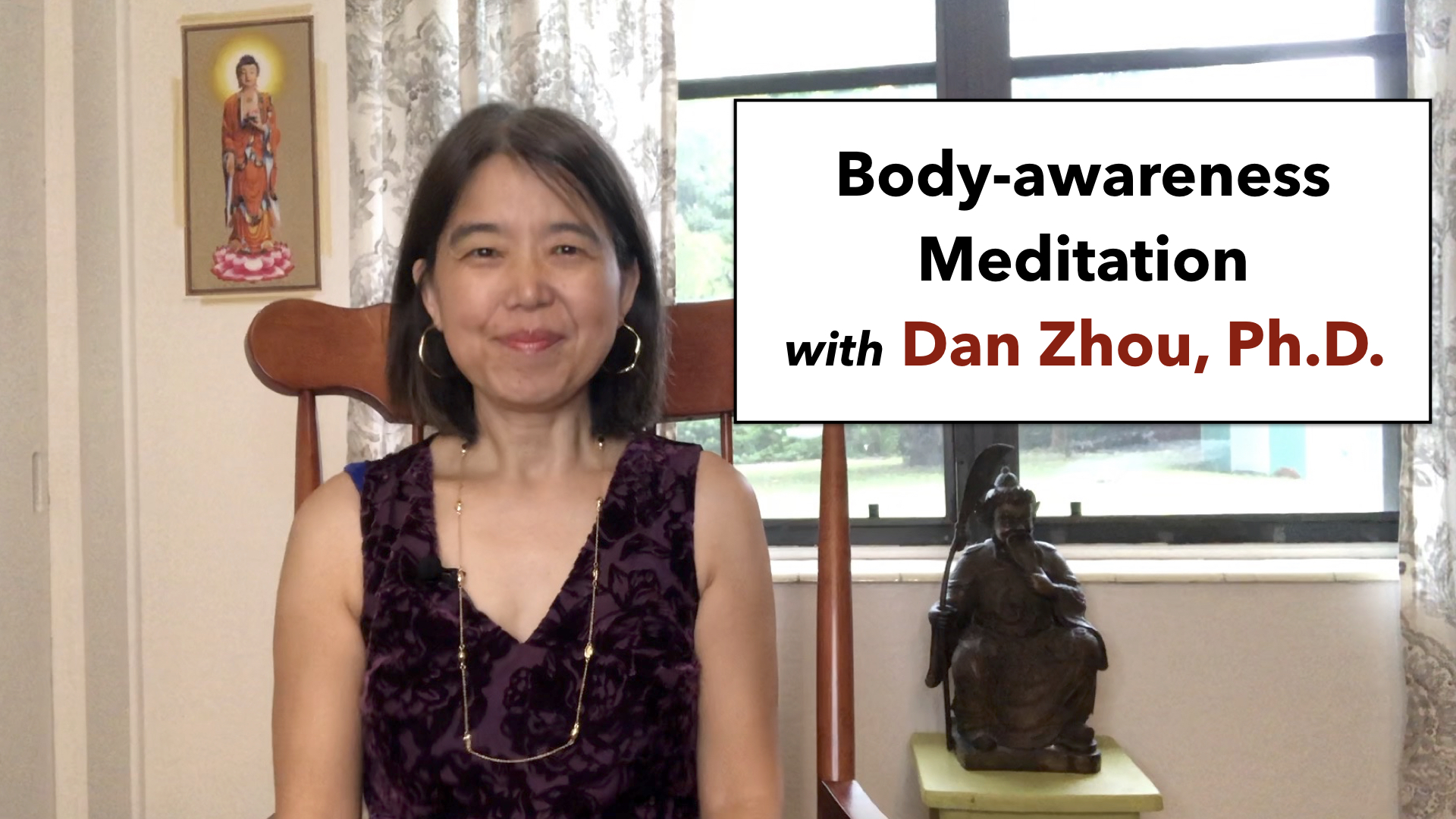 How to meditate in turbulent times